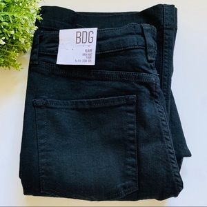 BDG Urban Outfitters High Waisted Jean Wide Leg